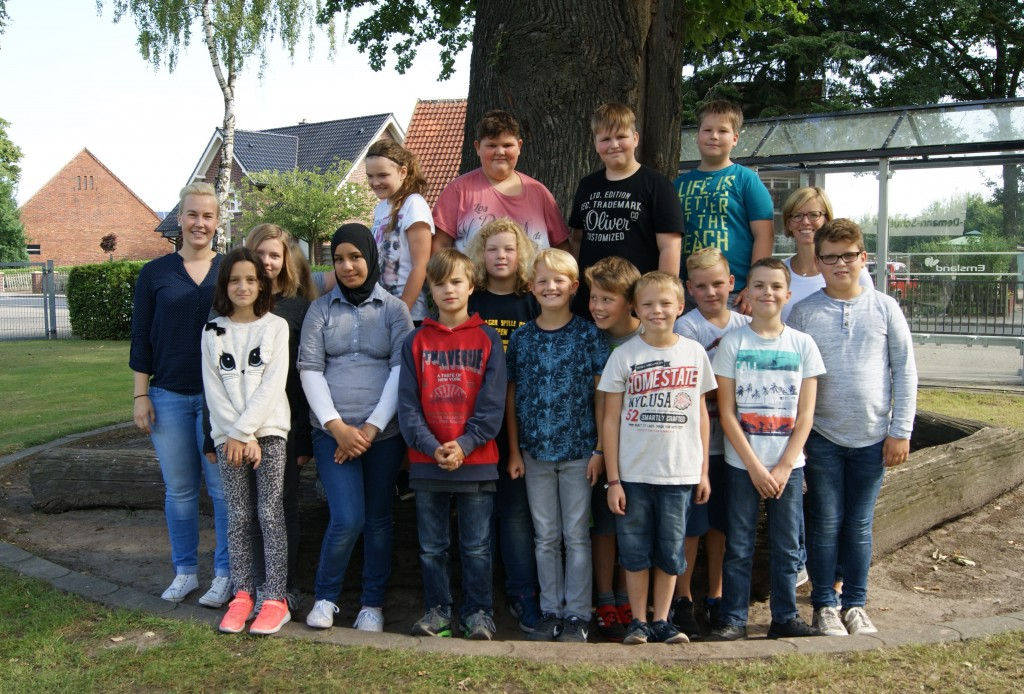 Klasse 5a OBS Frau Mesdag & Frau Prein