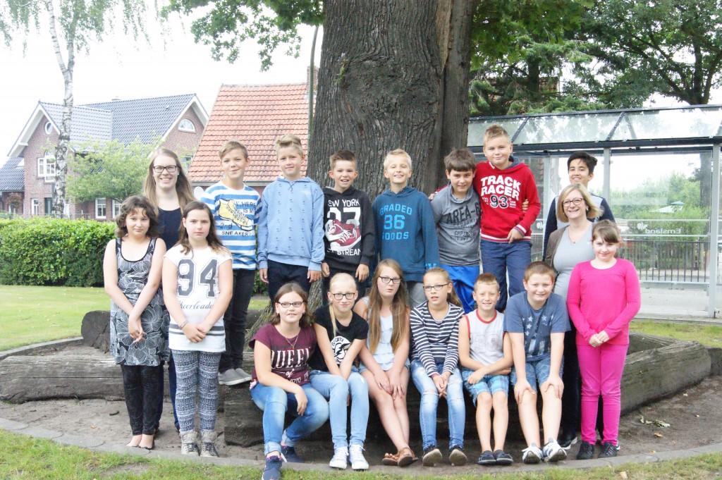 Klasse 5b OBS Frau Mutert & Frau Richter